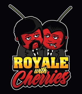 Royal with Cherries