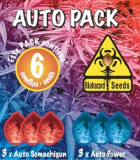 Auto Pack by Biohazard Seeds