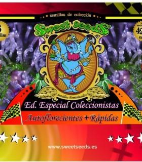 Edicion Coleccionista Autoflorecientes + Rapidas by Sweet Seeds