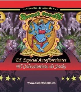 Ed. Especial Autoflorecientes El Coleccionista de Jacks by Sweet Seeds