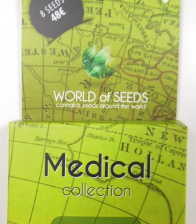 Medical Collection by World of Seeds
