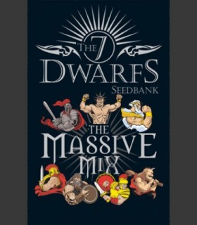 The Massive Mix Pack by The 7 Dwarfs Seedbank
