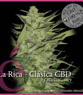 La Rica - Clásica CBD